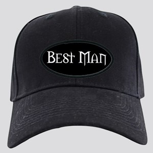 Best Man Rocker Morph Black Cap